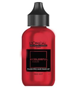 L'Oréal Colorful Hair Red Hot 60ml