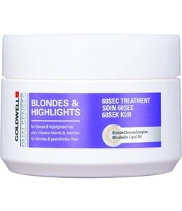 Goldwell Dualsenses Blondes Treatment 60 sec. 200ml SALE