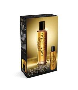 Orofluido Promo Pack Shampoo + Elixer (200ml +50ml)