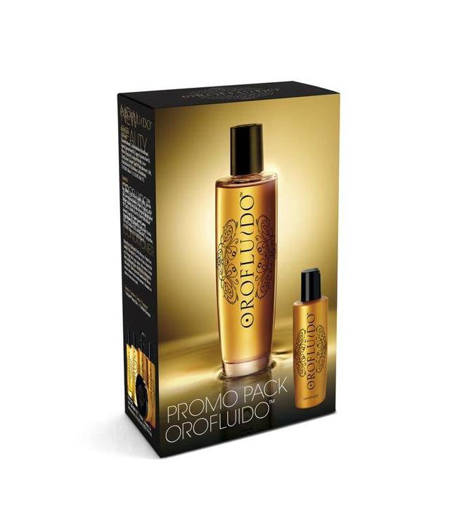Orofluido Promo Pack Shampoo + Elixer