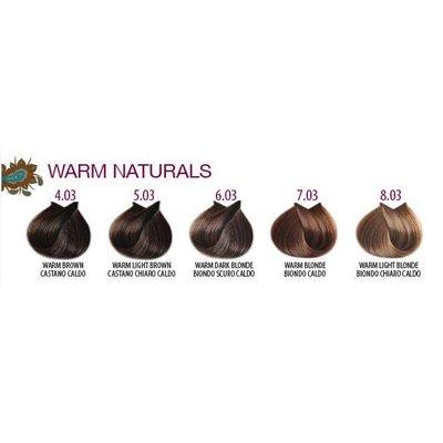 Warm Naturals