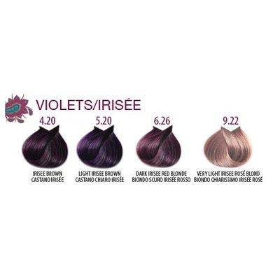 Violets/Irisée