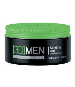 Schwarzkopf 3D Men Hold Texture Matt Molding Wax 100ml