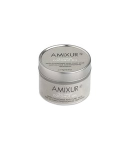 Amixur Coconut Oil Hot Hair Conditoning Treatment 75gr