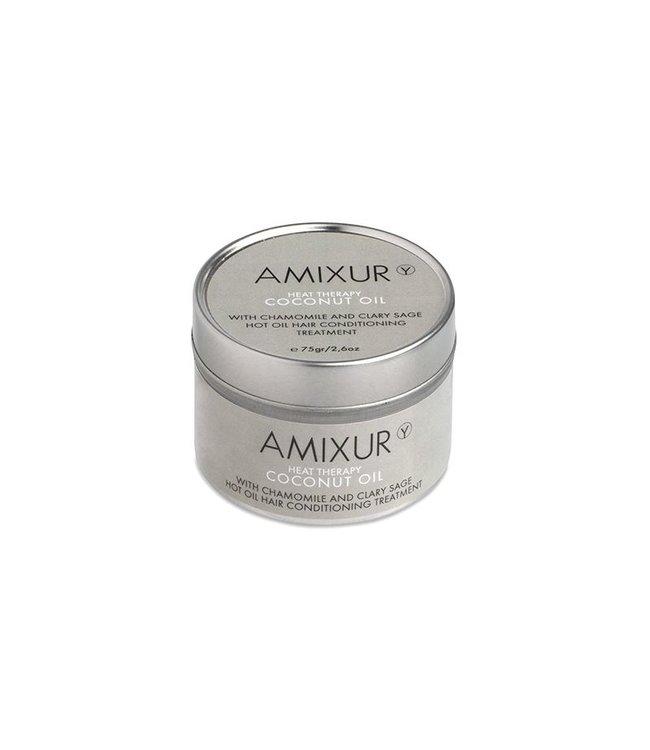 Amixur Coconut Oil Hot Hair Conditoning Treatment 75gr