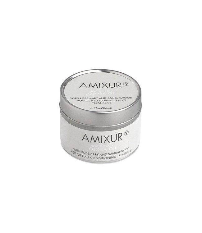 Amixur Jojoba Oil Hot Oil Hair Conditioning Treatment 75gr