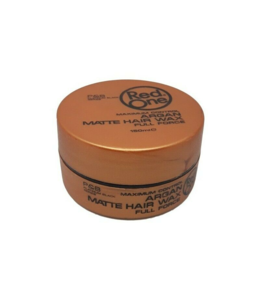 RedOne Maximum Control Argan Matte Hair Wax Full Force 150ml