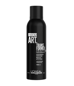 L'Oréal Tecni Art Transformer texture Gel To Foam Force 3 150ml