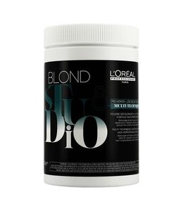 L'Oréal Blond Studio 8 Multi-Techniques Lightening Powder 500g