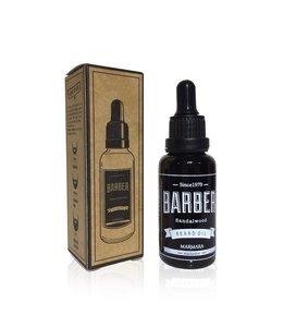 Senso Barber Marmara Sandalwood Beard Oil 30ml