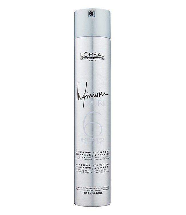 L'Oréal Infinium Haarspray Pure 6 Strong 300ml