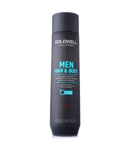 Goldwell For Men Hair & Body Shampoo 300ml