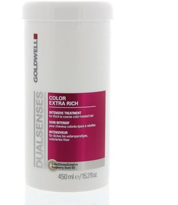 Goldwell Dualsenses Color Extra Rich intensive treatment thick Color Treated Hair 450ml