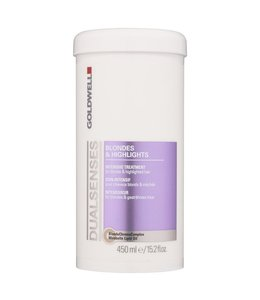 Goldwell Dualsenses Blondes & highlights Intensive treatment For Blonde Hair 450ml