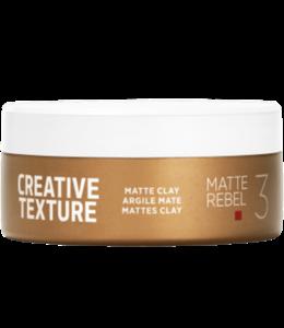 Goldwell StyleSign Creative Texture Matte Rebel 3 Clay 75ml