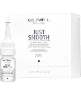 Goldwell DualSenses Just Smooth Intensive Taming Serum 12x18ml