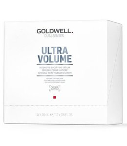 Goldwell DualSenses Ultra Volume Intensive Bodifying Serum 12x18ml