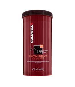 Goldwell Inner Effect Resoft & Color Live Cremulsion 450ml