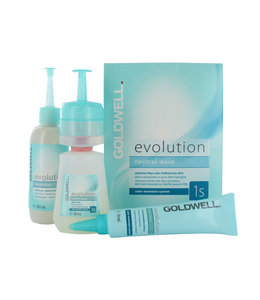 Goldwell Evolution neutral wave 1s Demi- Colored hair 210ml - Copy