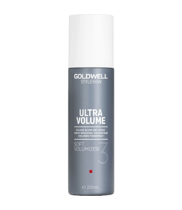 Goldwell Ultra Volume 3 Blow Dry Spray Soft Volumizer 200ml