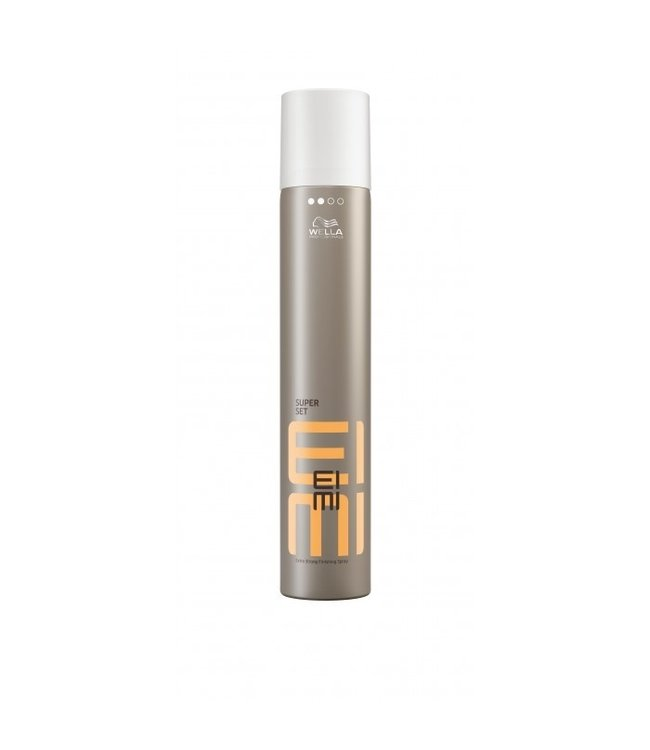 Wella Hold 4 Super Set Extra Strong Finishing Hair Spray 500ml