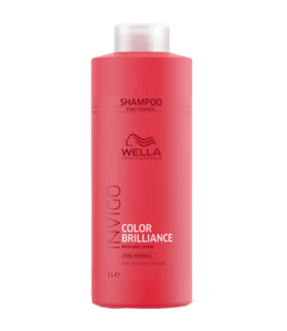 Wella Invigo Color Brilliance Fine Normal Color Protection Shampoo 1000ml