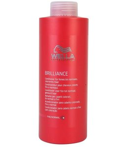 Wella Brilliance Fine Conditioner 1000ml