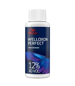 Wella Welloxon Perfect Oydant Creme 12% 40vol 60ml