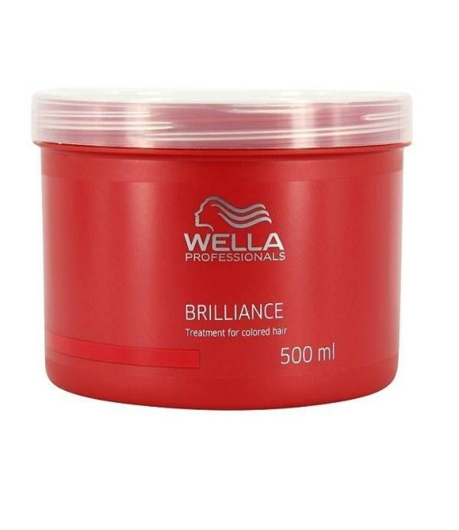 Wella Care Brilliance Masker dik haar 500ml