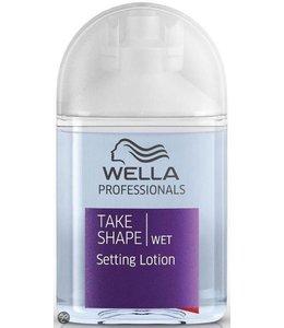 Wella SALE Wet Take Shape Setting Lotion 12x18ml