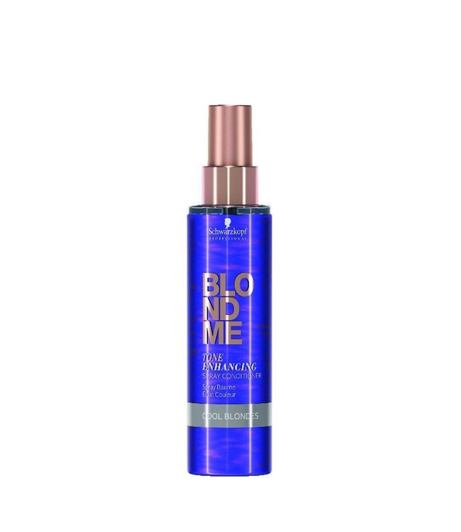 Schwarzkopf Blond Me Tone Enchancing Spray Conditioner Cool Blondes 150ml