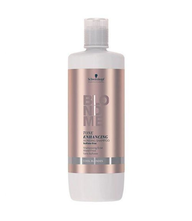 Schwarzkopf Blond Me Blondes Tone Enchancing Bonding Shampoo Cool Blondes 1000ml