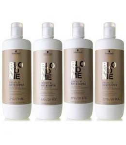 Schwarzkopf Blond Me Premium Developer 12% 40 Vol. 1000 ml