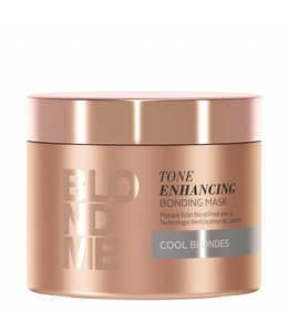 Schwarzkopf Blond Me Tone Enchancing Bonding Mask Cool Blondes 200ml