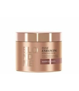 Schwarzkopf Blond Me Tone Enchancing Bonding Mask Warm Blondes 200ml