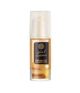 Gold Of Morocco Argan Oil Goldstyler