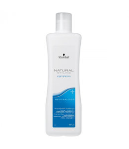 Schwarzkopf Natural Styling Hydrowave + Neutraliser Fixing Lotion 2/3 1000ml