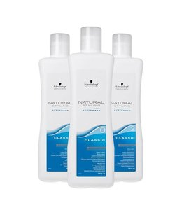 Schwarzkopf Natural Styling Hydrowave 0 Classic Perm Lotion 1000ml
