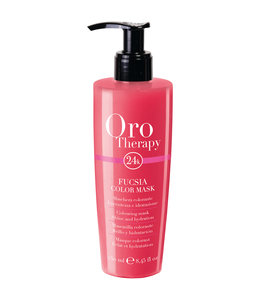 Fanola Oro Therapy 24k Fucsia Color Mask 250ml