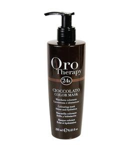 Fanola Oro Therapy 24k Cioccolato Color Mask 250ml