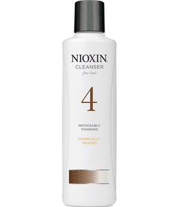 Nioxin Cleanser Shampoo Fine Hair 4 Noticeably Thinning 150ml