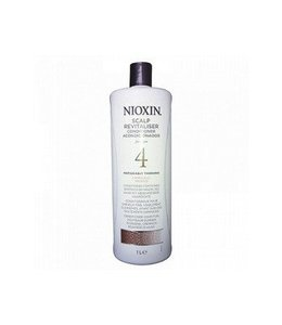 Nioxin Scalp Revitaliser Conditioner 4 Fine Hair Noticeably Thinning 1000ml
