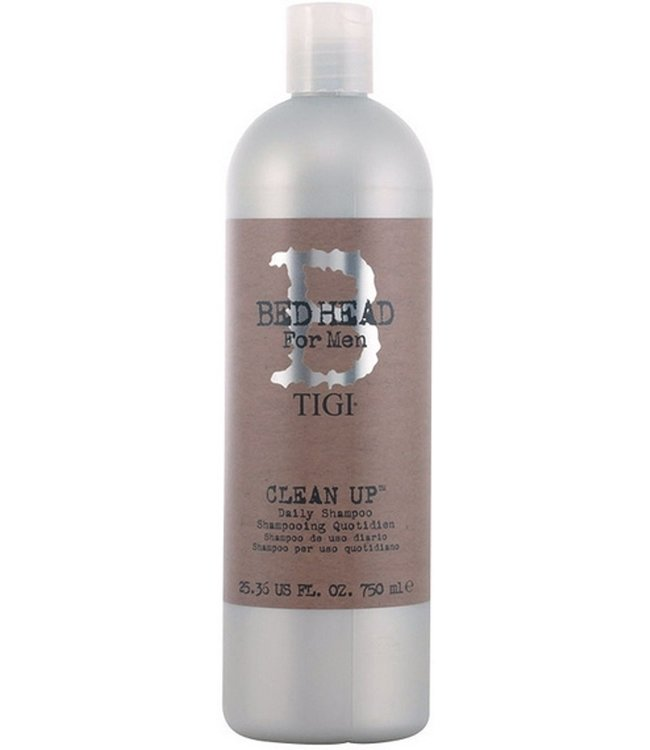 TIGI B-For men Bed Head Clean Up Daily Shampoo 750ml