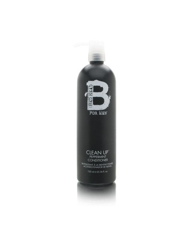 TIGI SALE! B-For Men Bed Head Clean Up Peppermint Conditioner 750ml