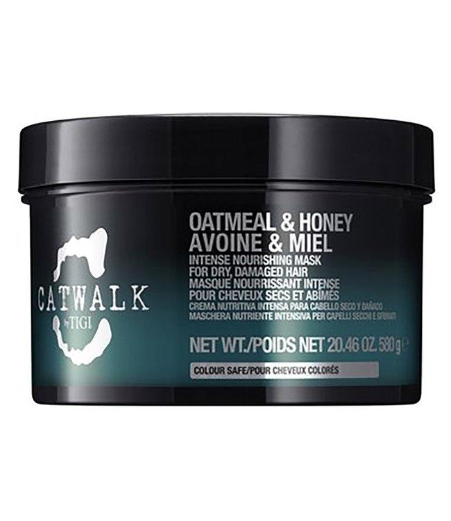 TIGI Catwalk Oatmeal & Honey Intense Nourishing Mask 580g