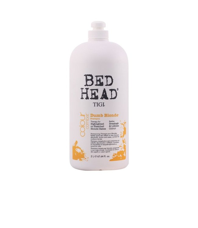 TIGI SALE! Bed Head Dumb Blonde Shampoo 2000ml