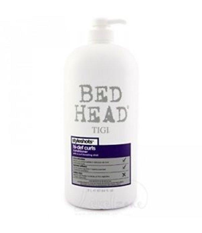 TIGI Bed Head Styleshots Hi Def Curls Conditioner 2000ml
