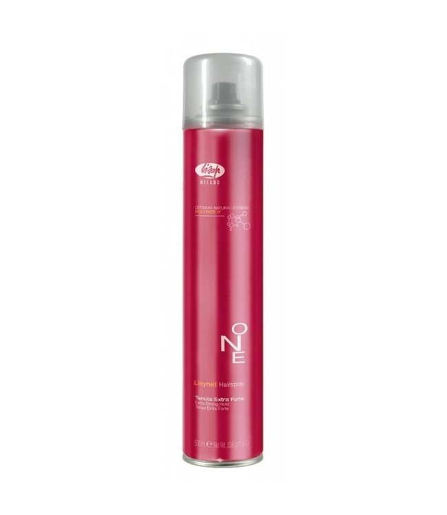 Lisap Lisynet hairspray Extra Strong hold 500ml
