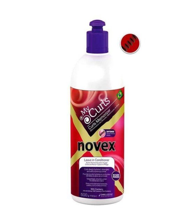 Novex My Curls Memorizer Leave In Conditioner Intense 500g