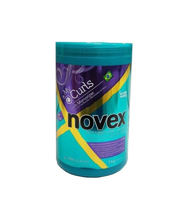 Novex My Curls Memorizer Deep Conditioning Hair Mask 1kg